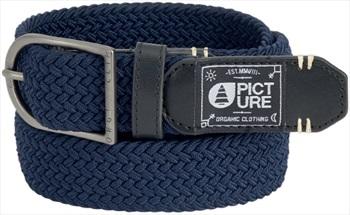 Picture Hollyday Belt, One Size Dark Blue