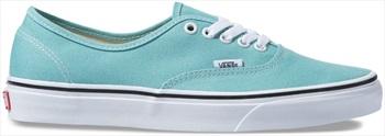Vans Authentic Women's Skate Shoe, UK 6.5 Aqua Haze/True White