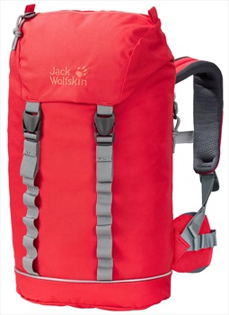 Jack Wolfskin Child Unisex Jungle Gym Pack Backpack, 10L Tulip