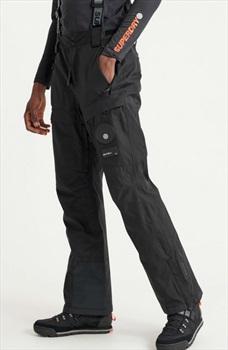 Superdry Snow Assassin Ski/Snowboard Pants, XL Stealth Black