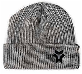 Method Star Beanie Ski/Snowboard Beanie, One Size Grey