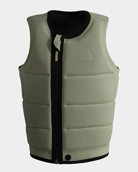 Follow SPR Short Men's Wakeboard Impact Vest, Small Steal 2020