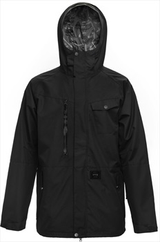 Atrip Anchorage Ski/Snowboard Jacket, S Black