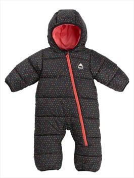 Burton Buddy Bunting Infant Ski/Snowboard Suit, 6-12 M Sprinkles