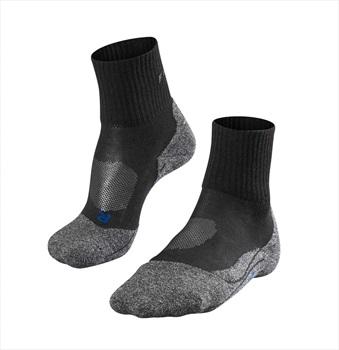 Falke TK2 Short Cool Women's Hiking/Walking Socks, UK 2.5-3.5 Black