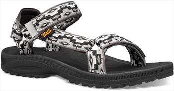 Teva Winsted Women's Sandal, UK 8 Monds Black Multi