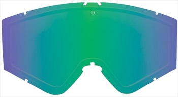 Electric Kleveland+ Snowboard/Ski Goggle Spare Lens, Yellow Green