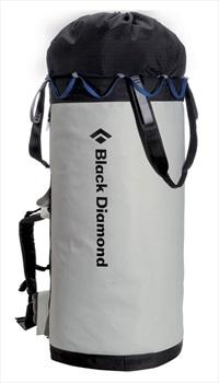 Black Diamond Zion Haul Bag: 145L, Grey