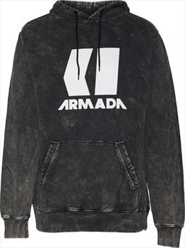 Armada Icon Snowboard/Ski Hoodie, S Black Enzyme