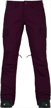 Burton Gloria Tall Women's Ski/Snowboard Pants, L Starling