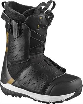 Salomon Hi Fi Mens Snowboard Boot, UK 9 Black 2019