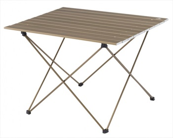 Robens Adventure Table Aluminium Hard Top Folding Camp Table, Small