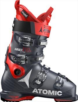 Atomic Hawx Ultra 110S Ski Boots, 28/28.5 Dark Blue/Red 2020