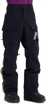 Analog Mortar Ski/Snowboard Cargo Pants, XL True Black