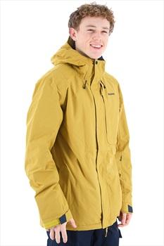 Bonfire Strata Men's Ski/Snowboard Jacket, M Camel