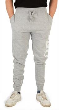 LINE Adult Unisex Yogger Sweat Pants, XL Heather Grey