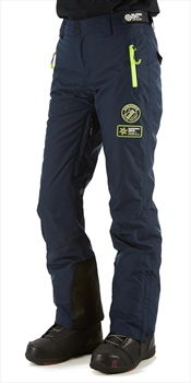 Superdry Ski Run Pant Women's Ski/Snowboard Pants, M Vortex Navy 2020