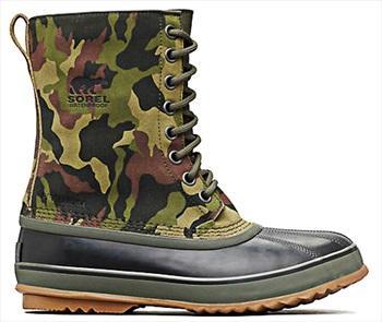 Sorel Mens 1964 Premium T Camo Winter Boots UK 11 Alpine Tundra/Black