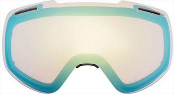 Nike SB Khyber Snowboard/Ski Goggle Spare Lens, One Size, Gold Ion
