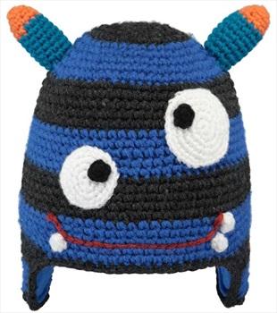 Barts Monster Kid's Ski/Snowboard Beanie Hat, One Size Blue/Black