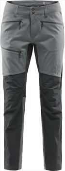 Haglofs Rugged Flex Pant Regular Hiking Trousers, XL Magnetite