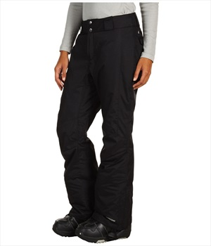 Columbia Bugaboo OH Regular Women's Ski/Snowboard Pants, XS Black