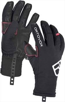 Ortovox Womens Tour Glove W Merino Mountaineering Gloves, S Black