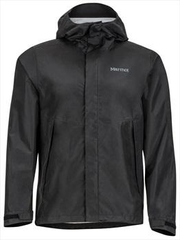 Marmot Phoenix Waterproof Shell Jacket - M, Black