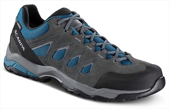 Scarpa Moraine GTX Approach Shoe, UK 7 1/4, EU 41 Blue/Grey