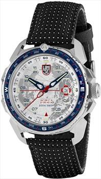 Luminox ICE-SAR Arctic 1200 Series XL.1208 Wrist Watch, Black/White