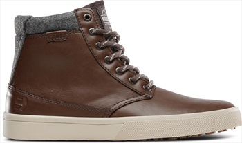 Etnies Womens Jameson HTW Womens Winter Boots, UK 3 Brown Grey