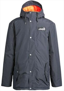 Airblaster Heritage Parka Ski/Snowboard Jacket, S Black