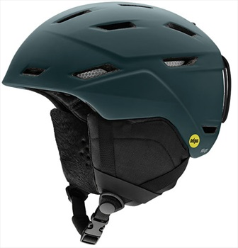 Smith Womens Mirage Mips Women's Snowboard/Ski Helmet, S Matte Deep Forest 2020