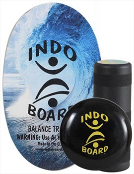 Indo Board Original Balance Training Pack, Wave