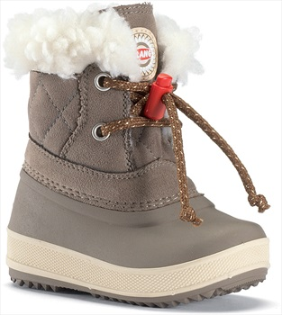 Olang Ape Kids Winter Snow Boots, UK Child 4.5/5.5, Mushroom