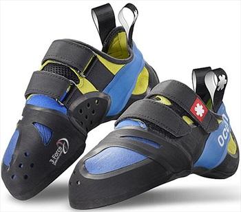 Ocun Ozone Plus Rock Climbing Shoe, UK 6 Blue