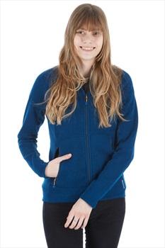 Montane Neutron Polartec Women's Full-Zip Fleece Jacket, L Blue