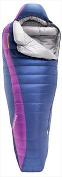 ThermaRest Adara HD Lightweight Sleeping Bag, Long Blue Night LZ