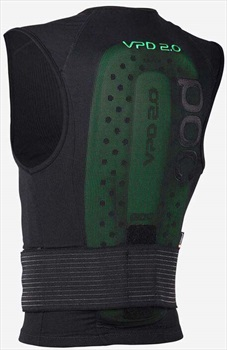 POC Spine VPD 2.0 Vest Snowboard/Ski Back Protector, L Black
