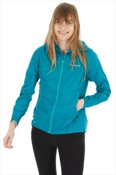 Montane Lite-Speed Women's Windproof Jacket, XS Siberian Green