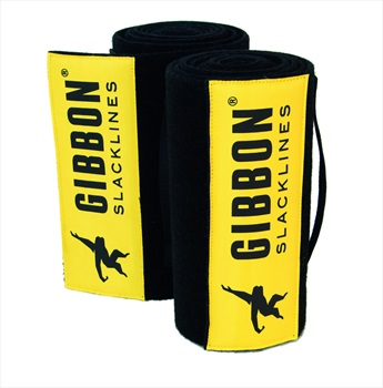 Gibbon Tree Wear XL Slackline Accessory, 200 X 25 Cm, Black/Yellow