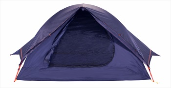 Qaou Adventure Pack Tent, Tarp & Hammock Camping Set, 2 Man Blue