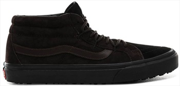 Vans Sk8-Mid Reissue Ghillie MTE Skate Shoes, UK 12 Chocolate Torte