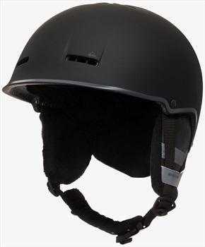Quiksilver Skylab SRT Ski/Snowboard Helmet, S Black