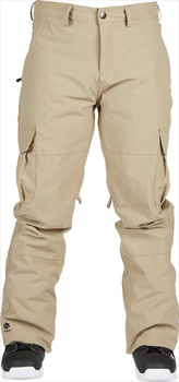 Bonfire Tactical Ski/Snowboard Pants, XL Khaki