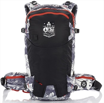 Arva Snow Safety Calgary Ski/Snowboard Backpack, 26L Lofoten