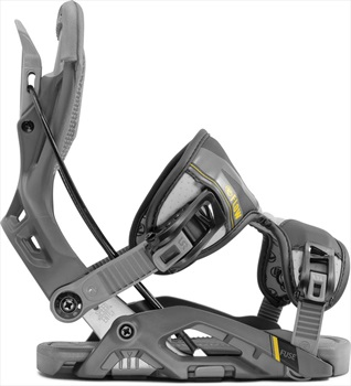 Flow Fuse Fusion Step In Snowboard Bindings, L Spacegrey 2020