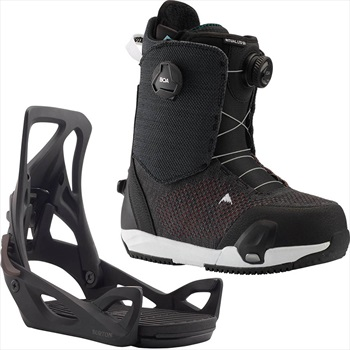 Burton Ritual LTD BOA Step On Womens Snowboard Binding & Boots, UK 5.5