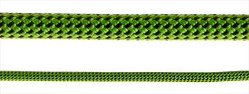 Black Diamond 8.5 Dry Rock Climbing Rope - 70m, Green
