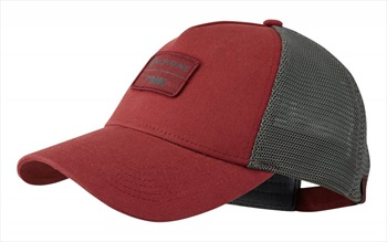Montane Basecamp Hat Coolmax Trucker Cap, One Size Redwood